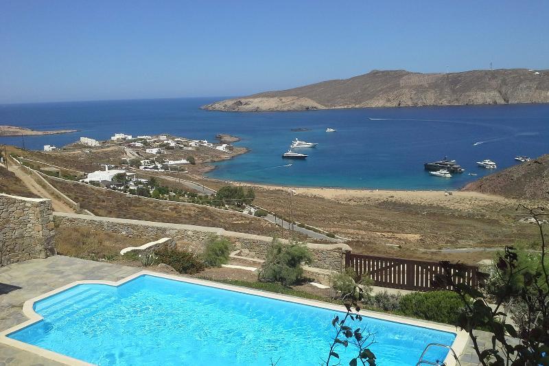 Villa Aqua - Image 1 - Agios Sostis - rentals