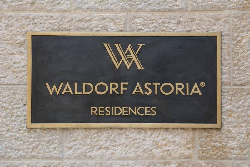 WALDORF ASTORIA RESIDENCES!! FABULOUS 3 BEDRS! - Image 1 - Jerusalem - rentals