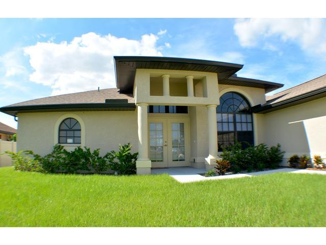 Front - Villa Starfish - NEW! Bright! Light! Spacious! - Cape Coral - rentals