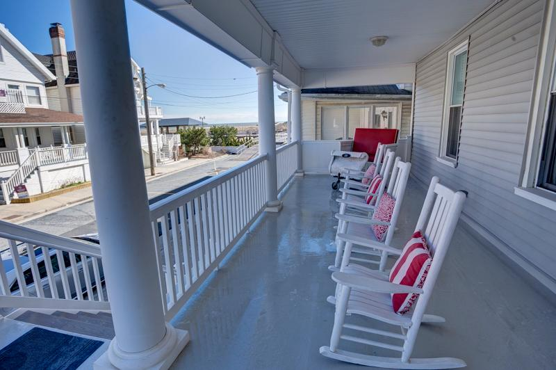 3rd House From Beach/Ocean Views From Every Window - Image 1 - Atlantic City - rentals