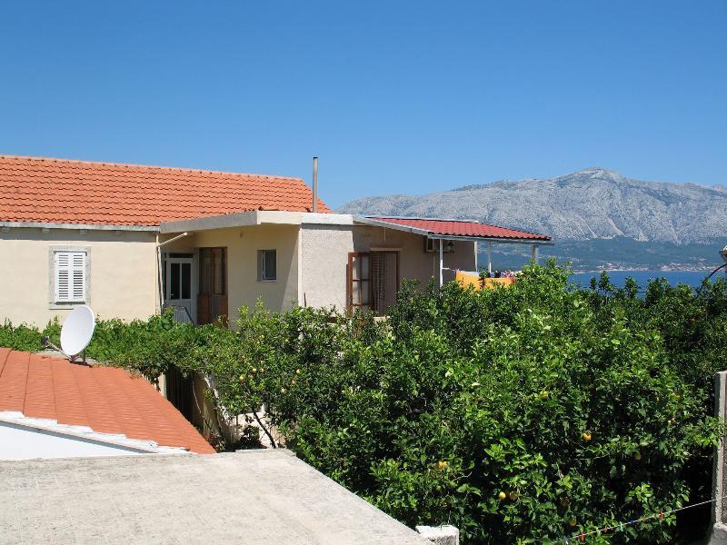 house - 2120 A2(2+2) Gornji - Lumbarda - Lumbarda - rentals