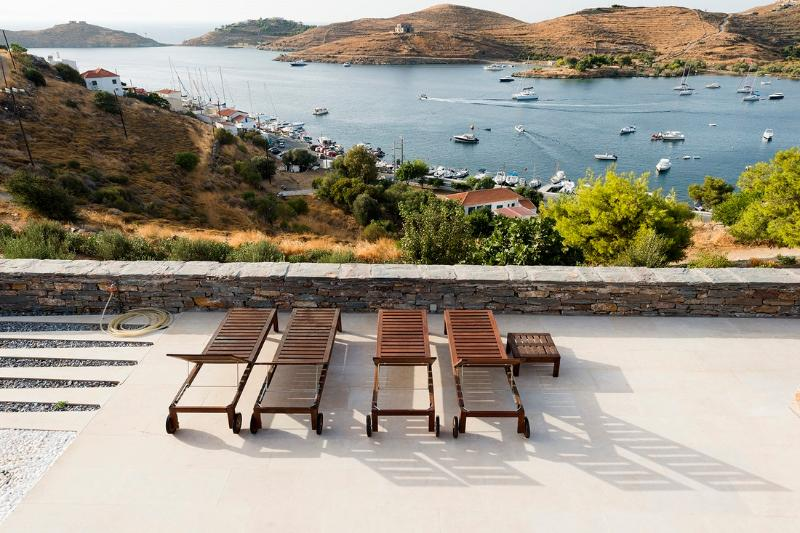 Blue Villas |Kea Estate |Modern Villa - Image 1 - Vourkari - rentals