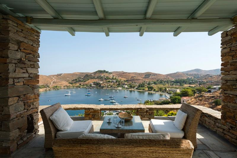 Blue Villas |Kea Estate| Traditional Villa - Image 1 - Vourkari - rentals