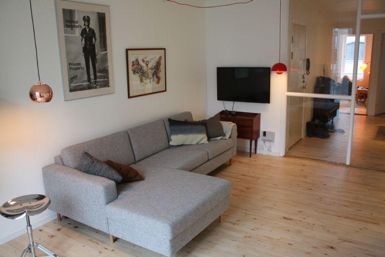 Strandgade Apartment - Lovely bright Copenhagen apartment with a balcony - Copenhagen - rentals