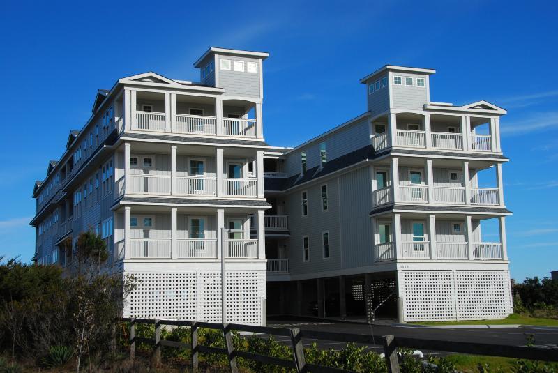 Seven C's - Brand New 2 BR Oceanfront Condo - Image 1 - Kill Devil Hills - rentals