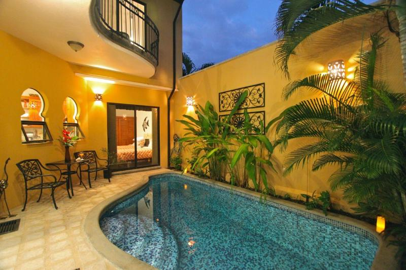 Private pool - Valencias del Mar #2 - Tamarindo - rentals