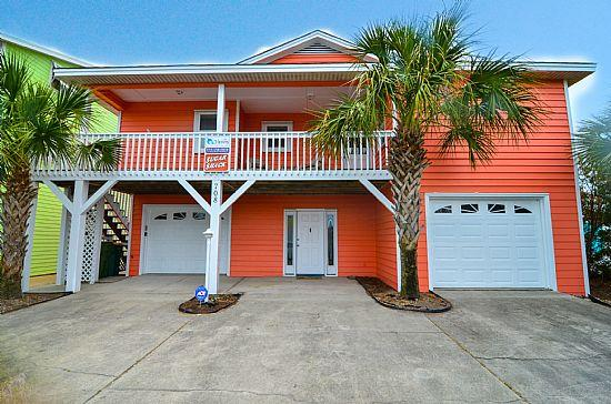 WELCOME TO SUGAR SHACK - Sugar Shack- Oceanfront 5 Bedroom House - Kure Beach - rentals