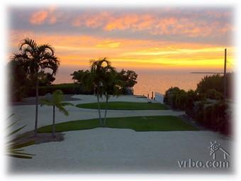 Oceanfront Home  Htd Pool Dock 15 Min Key West - Image 1 - Lower Keys - rentals