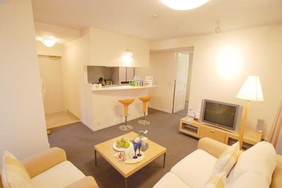 Court Annex Azabu Nagasaka / 1Bedroom - Image 1 - World - rentals