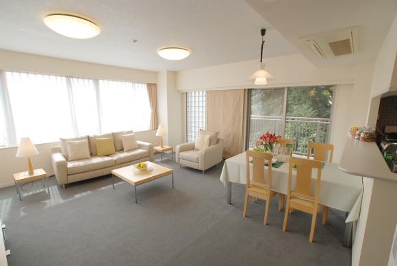 Court Annex Azabu Nagasaka / 2Bedroom - Image 1 - World - rentals