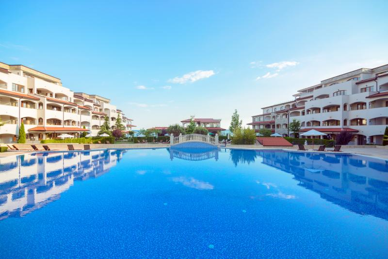 Casa Real Resort St. Vlas - Image 1 - Sveti Vlas - rentals