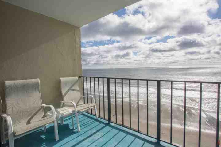 This is the view you and your family will enjoy, this isn't a model unit. - Horizon East 604 - Garden City - rentals
