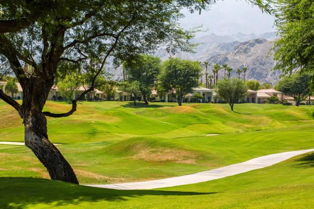 Incredible views of the Stadium Golf Course and the Santa Rosa Mountains - PGA WEST SOUTH FACING MOUNTAIN VIEW ON THE COURSE! - La Quinta - rentals