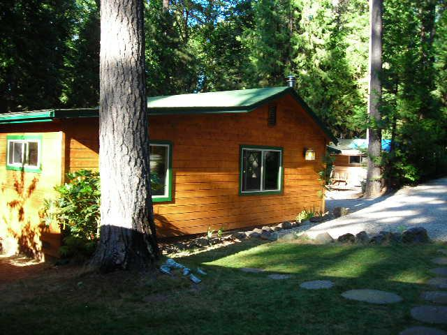 """The """"Cottage at Meadow View"""" - Forested w/a Creek! - Image 1 - Grass Valley - rentals"""