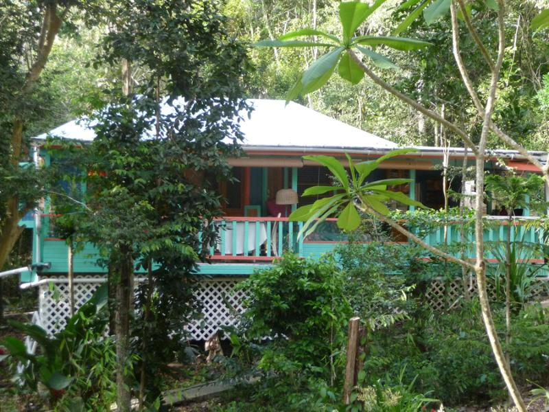 Pc 2 - Affordable Quality on Beautiful St John  USVI - Cruz Bay - rentals
