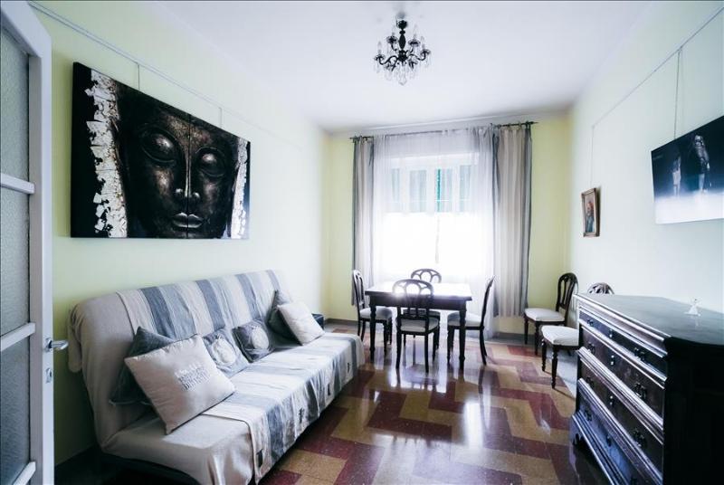 Bright 1bdr apt in Rome - Image 1 - Rome - rentals