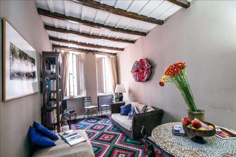 Stylish 2bdr duplex in the center - Image 1 - Rome - rentals