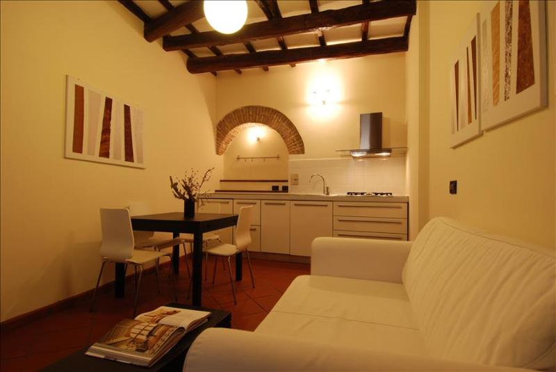 Charming 1bdr apt w/terrace - Image 1 - Rome - rentals
