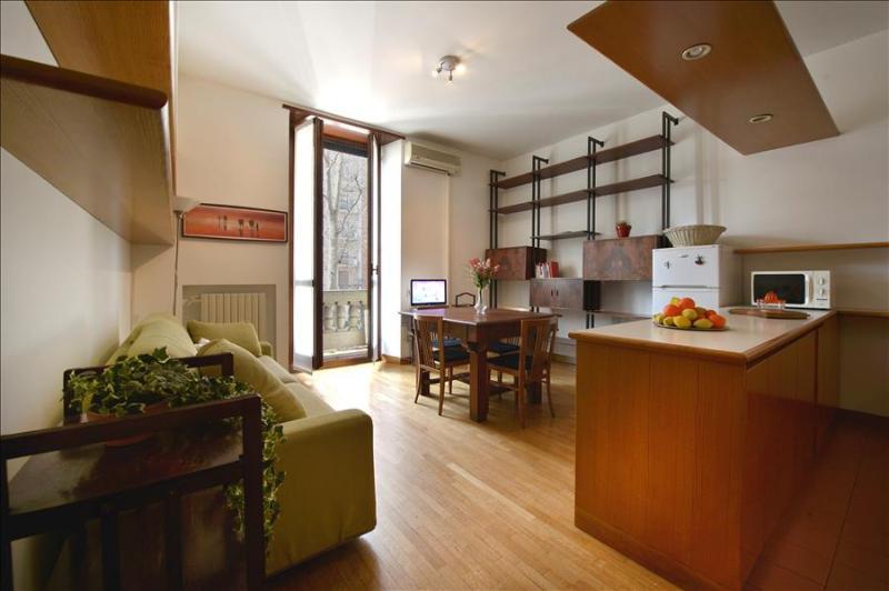 Spacious 1bdr in the Fair area - Image 1 - Milan - rentals