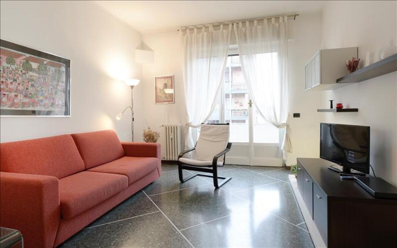 Fully furnished, close to Milan fair and San Siro stadium - Image 1 - Milan - rentals
