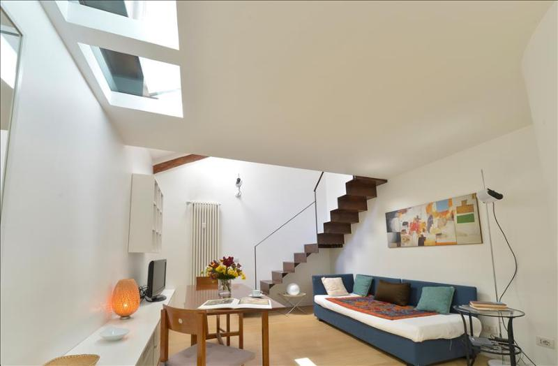 Modern duplex with terrace - Image 1 - Milan - rentals