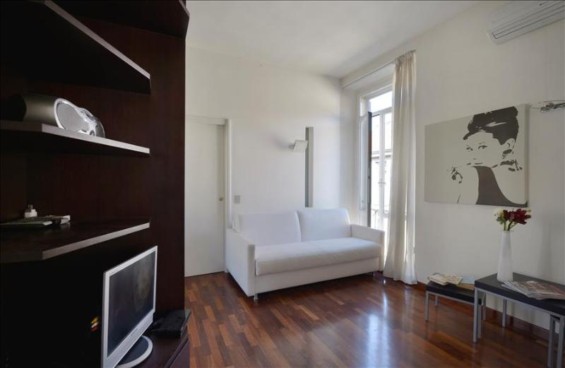 Charming, sunny studio in center - Image 1 - Milan - rentals