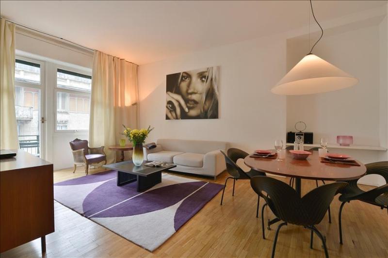 Modern 2bdr apt w/balconies - Image 1 - Milan - rentals