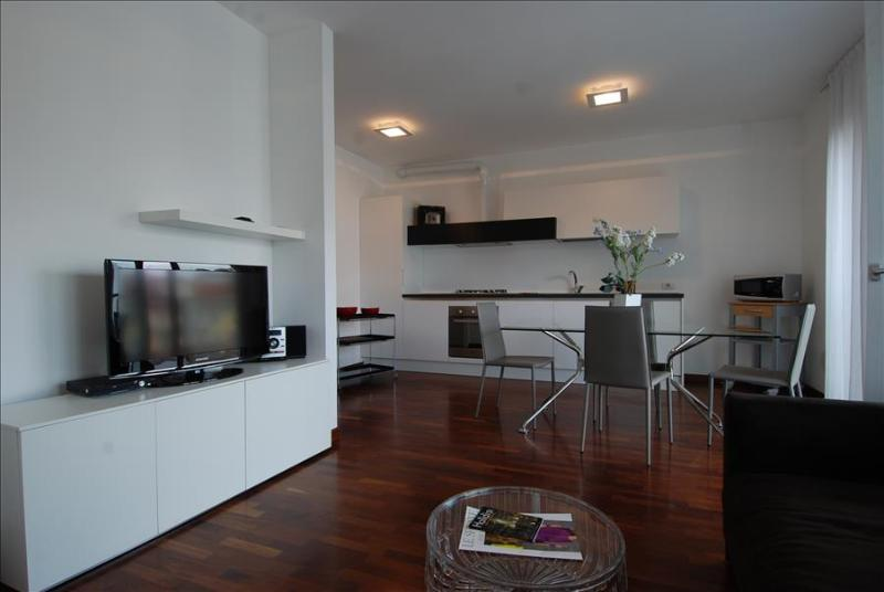 Spacious 2bdr with a terrace - Image 1 - Milan - rentals
