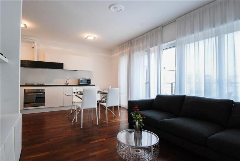 Modern 2bdr w/terrace - Città Studi - Image 1 - Milan - rentals