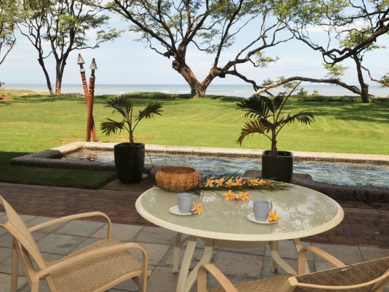AlohaAKU 2- Honu Suite - Beachfront 1 Bedroom/Bath - Image 1 - Kihei - rentals