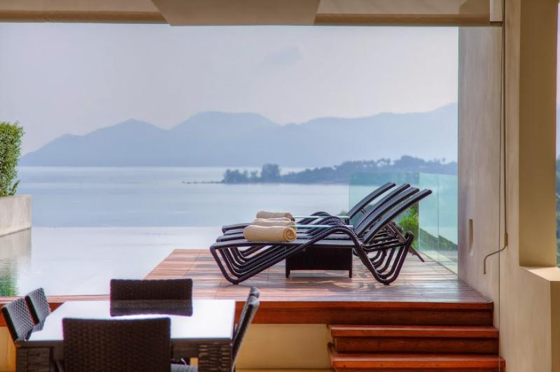 Villa 163 - Unique and Stylish with Sea Views - Image 1 - Choeng Mon - rentals