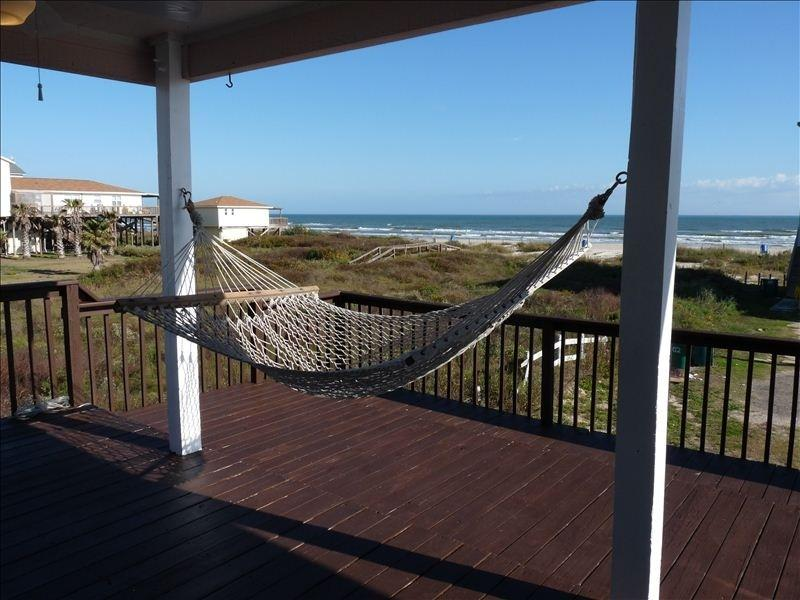 Beautiful views from Large extended deck! - Magnificent Beach Views from Luxury Beach House - Surfside Beach - rentals
