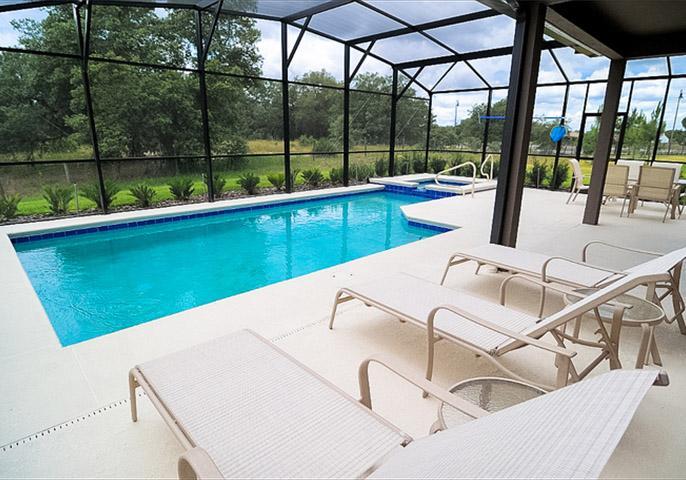 Beautiful Vacation Home Rental In Davenport - Image 1 - Davenport - rentals