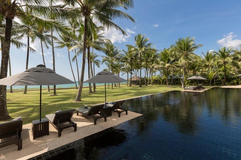Natai Beach Villa 4161 - 6 Beds - Phuket - Image 1 - Phuket - rentals