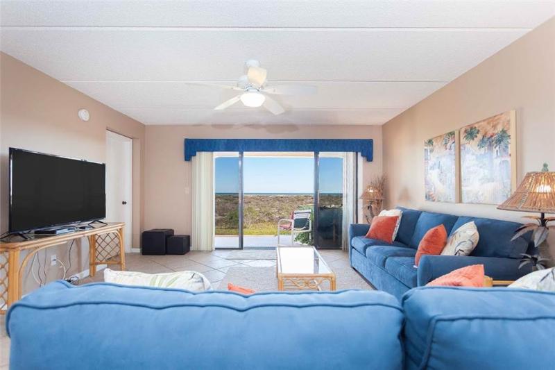 Sea Place 11107, 2 Bedroom, Beach Front, Ground Floor, Pool, WiFi, Sleeps 6 - Image 1 - Saint Augustine - rentals