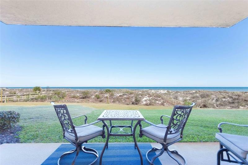 Barefoot Trace 115, 2 Bedrooms, Ocean Front, Pool, WiFi, Sleeps 6 - Image 1 - Saint Augustine - rentals