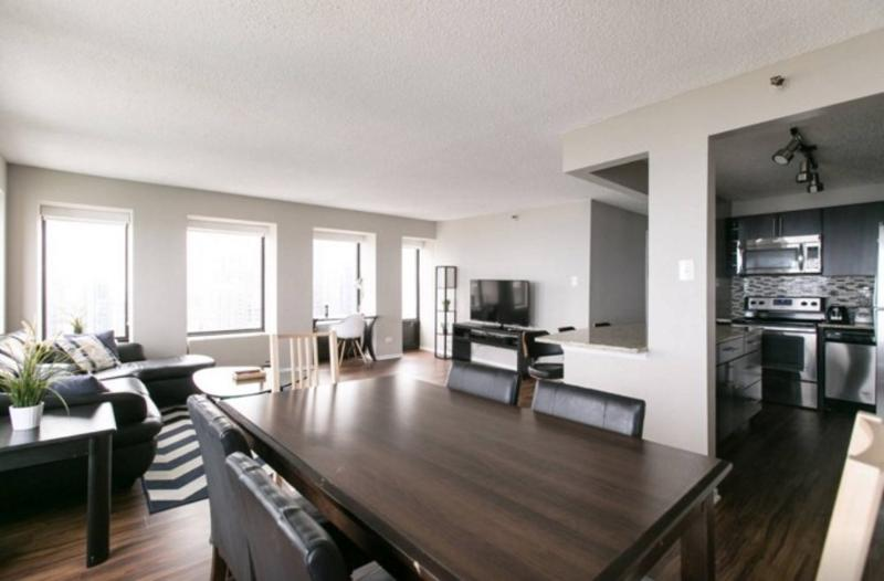 SPACIOUS AND FURNISHED 2 BEDROOM CONDO IN CHICAGO - Image 1 - Chicago - rentals