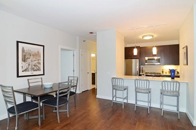 MODERN AND FURNISHED 1 BEDROOM APARTMENT IN CHICAGO - Image 1 - Chicago - rentals