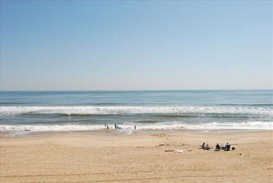 Sandbridge Serenity *South Facing Beach and Ocean View Condo!* - Image 1 - Virginia Beach - rentals