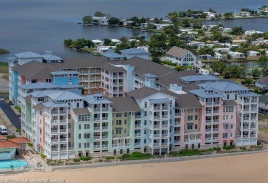 The Sanderling *Interior Condo with Pool View located with in complex Right on the beach!* - Image 1 - Virginia Beach - rentals