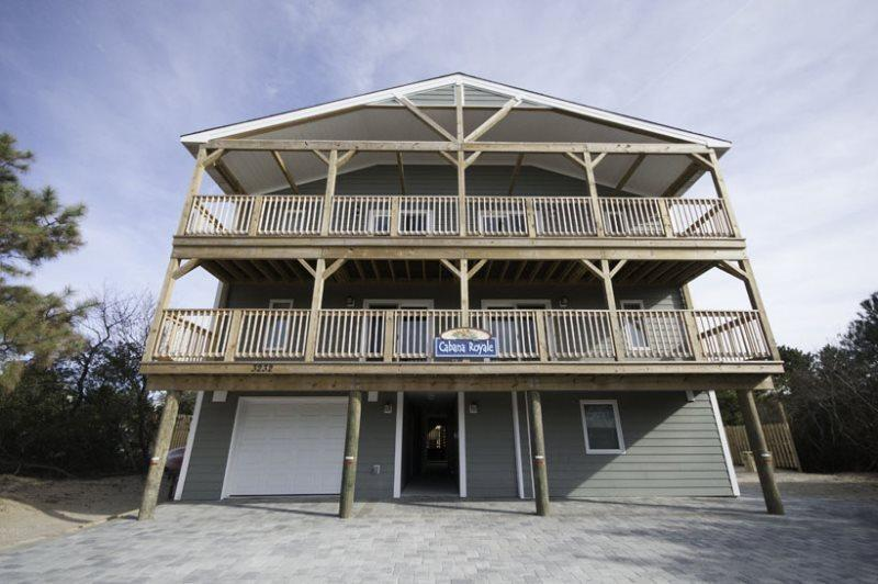 Cabana Royale *Third Row Ocean Views* - Image 1 - Virginia Beach - rentals