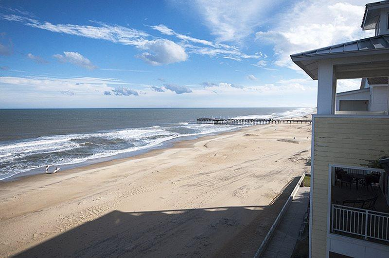 Penthouse Paradise 407 B *Direct Oceanfront Condo! Sweeping beach and ocean views!* - Image 1 - Virginia Beach - rentals
