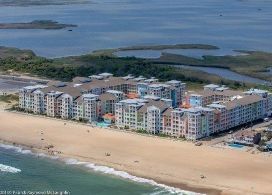Sound Waves 132 B *Poolside with beautiful Bay Views* - Image 1 - Virginia Beach - rentals