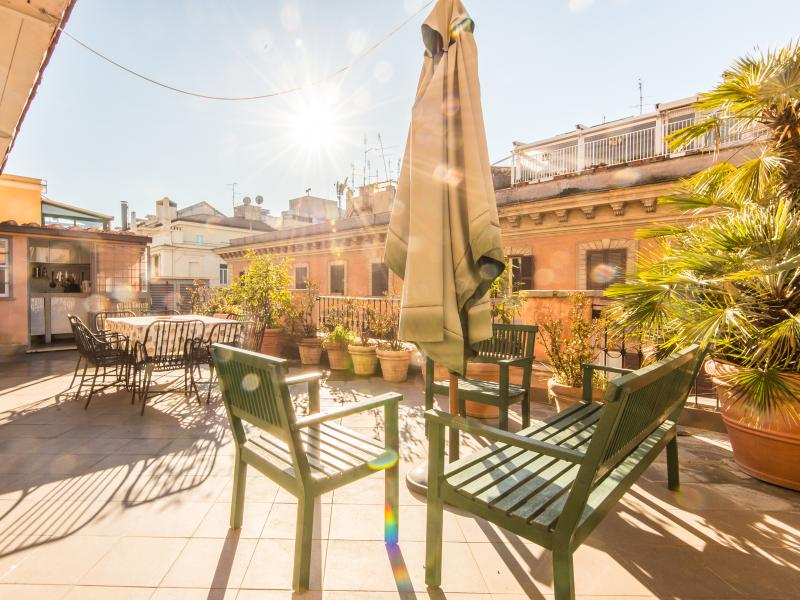 Dolce Vita Luxury Terrace - Image 1 - Rome - rentals