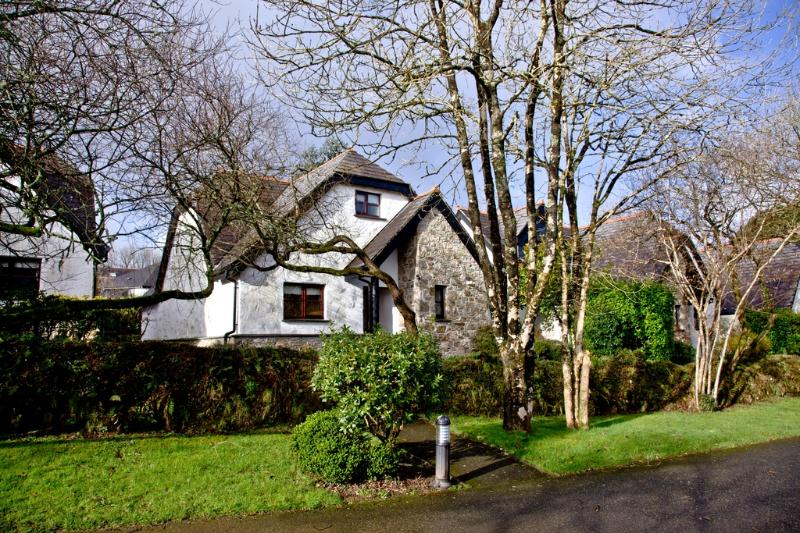 Primrose, Woodland Retreat located in Wadebridge, Cornwall - Image 1 - Wadebridge - rentals