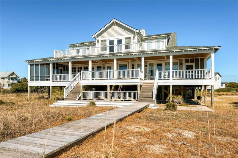 Chirico House - Image 1 - Bald Head Island - rentals