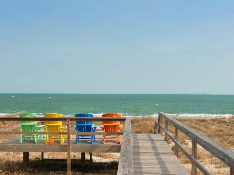 Katydid - Oceanfront - Image 1 - Pawleys Island - rentals