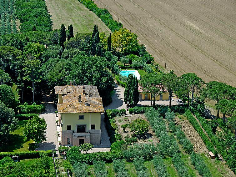 9 bedroom Villa in Perugia, Umbria, Italy : ref 2027093 - Image 1 - Sant'Enea - rentals