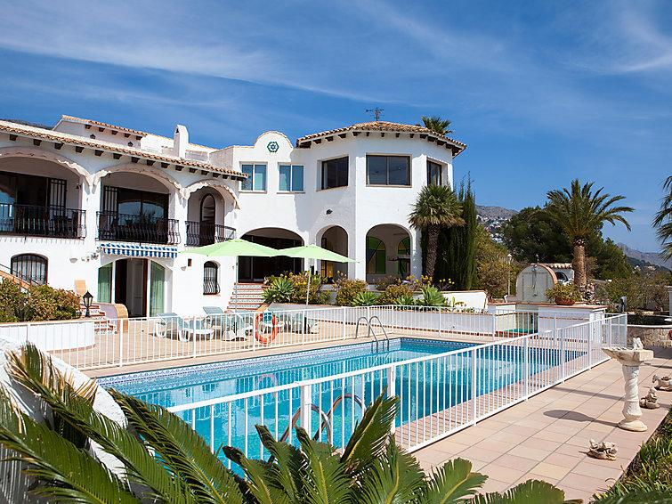 5 bedroom Villa in Altea, Costa Blanca, Spain : ref 2297975 - Image 1 - Altea - rentals