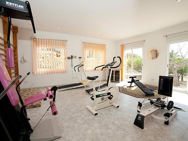 5 bedroom Villa in Altea, Costa Blanca, Spain : ref 2297975 - Image 1 - Altea - rentals